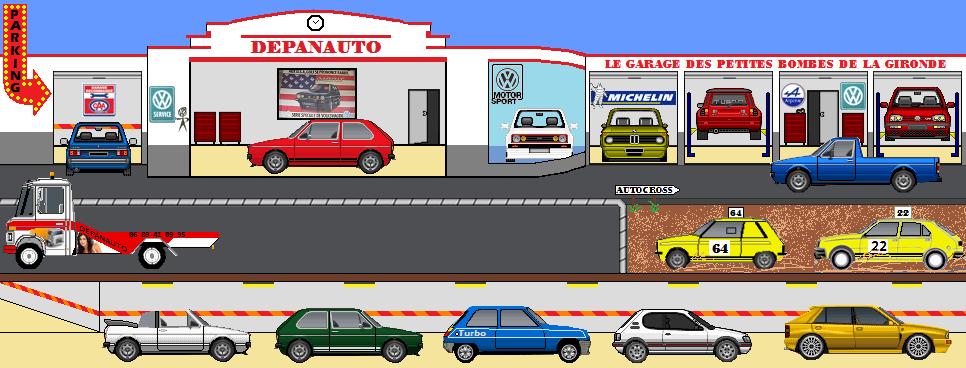 Garage DEPANAUTO