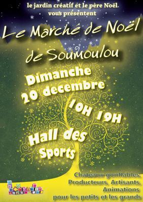 le Marché de Noël à Soumoulou 091211014514322945035890