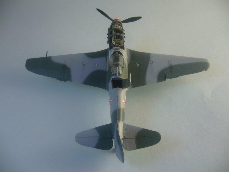 le Yak-9 de Robert Iribarne 091215092421534315062990
