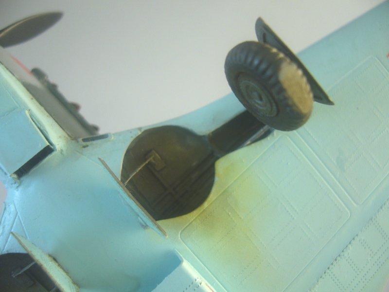 le Yak-9 de Robert Iribarne 091215092422534315062997