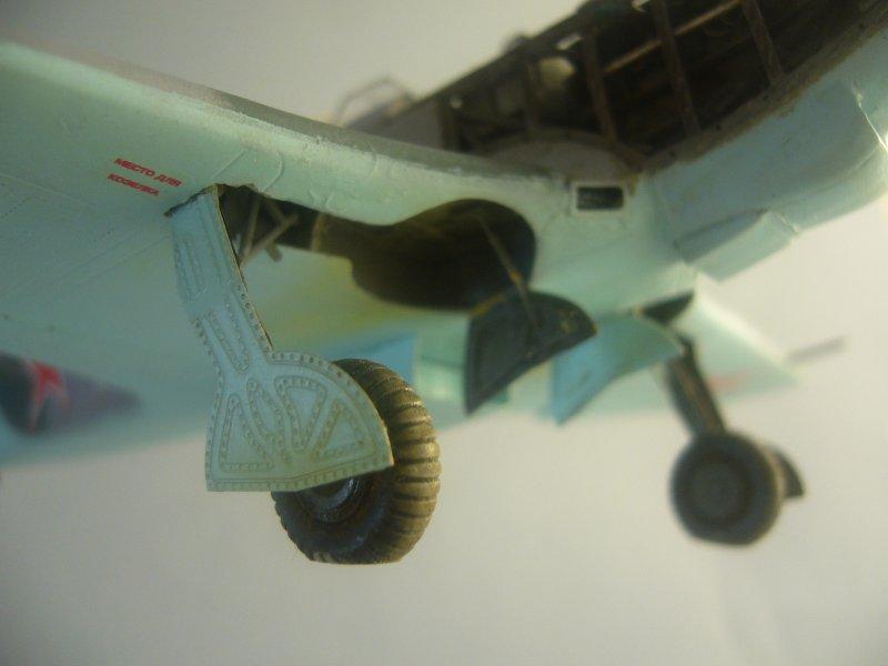 le Yak-9 de Robert Iribarne 091215092422534315062999