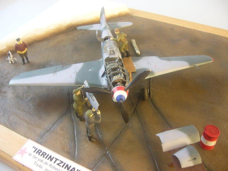 le Yak-9 de Robert Iribarne 091217095752534315077001