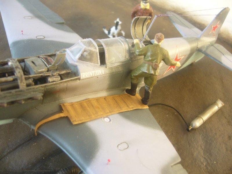 le Yak-9 de Robert Iribarne 091217095755534315077005