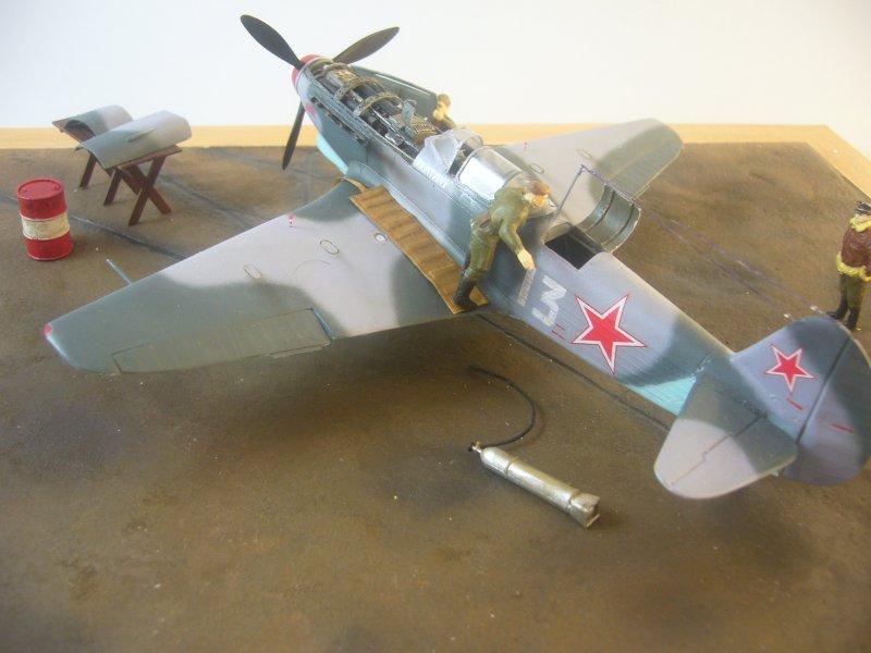 le Yak-9 de Robert Iribarne 091217095757534315077010