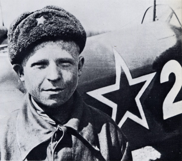 le Yak-9 de Robert Iribarne 091217105655534315077357