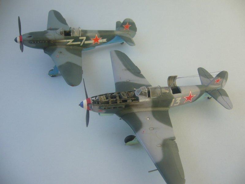 le Yak-9 de Robert Iribarne 091217110738534315077415