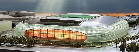 Het nieuwe stadion van Rijsel 091220041325440055094284