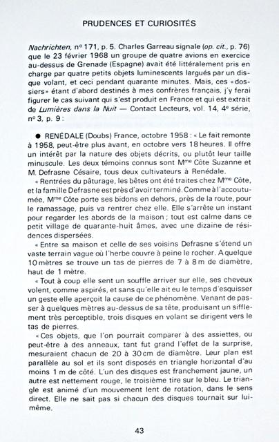 (1976) Les dossiers des o.v.n.i. par Henry Durrant 091221042243927775102579