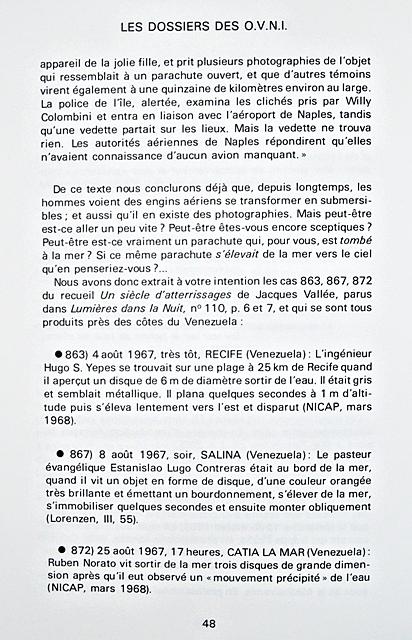 (1976) Les dossiers des o.v.n.i. par Henry Durrant 091221042244927775102584
