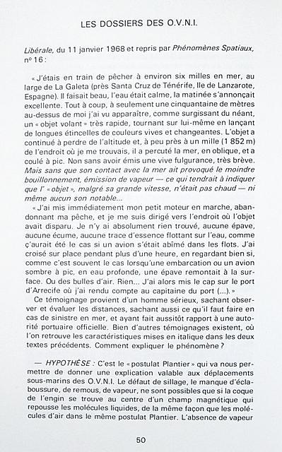 (1976) Les dossiers des o.v.n.i. par Henry Durrant 091221042244927775102586