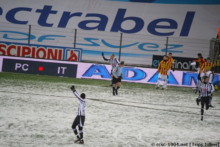 R.Charleroi.S.C. - F.C.Malines. [Photos][2-5] 091224015004533125116341