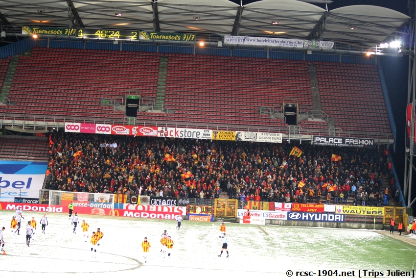 R.Charleroi.S.C. - F.C.Malines. [Photos][2-5] 091224015341533125116356