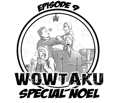 L'équipe de WoWtaku fête le voile d'hiver !