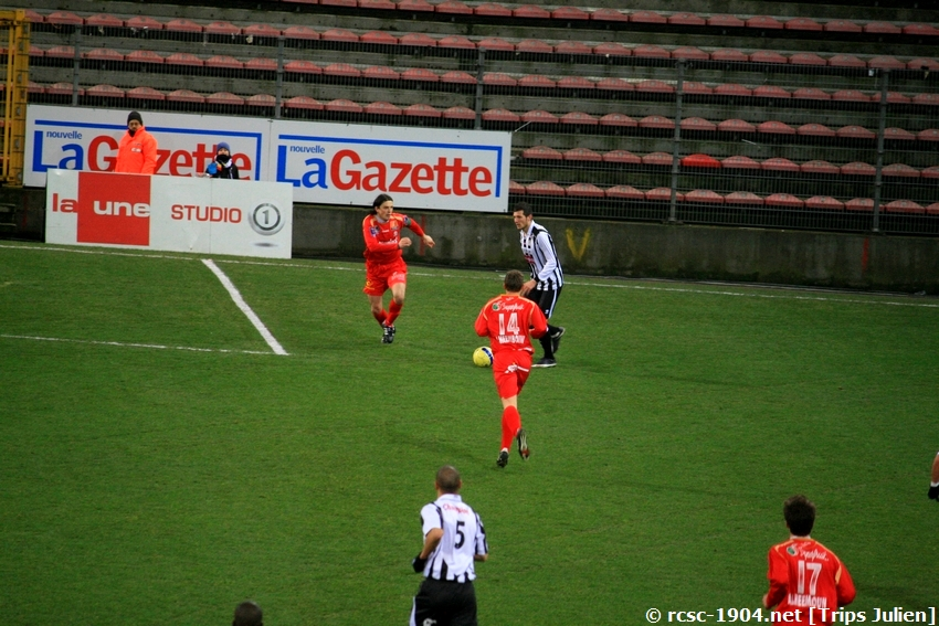 R.Charleroi.S.C - K.S.V.Roulers [Photos] [3-0] 091227125641533125128922