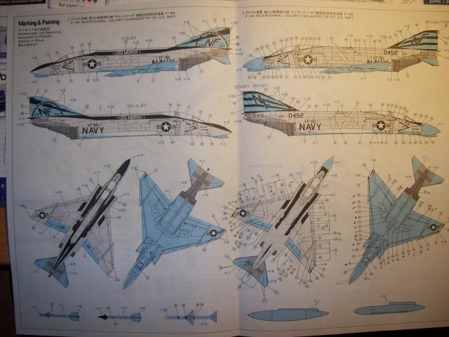 [MC1 - F4 Phantom] F-4N Phantom II Hasegawa 1/48 - TERMINE ! 091229084451860295146813