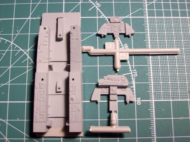 [MC1 - F4 Phantom] F-4N Phantom II Hasegawa 1/48 - TERMINE ! 091229110014860295147514
