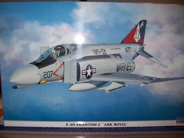 [MC1 - F4 Phantom] F-4N Phantom II Hasegawa 1/48 - TERMINE ! 091229121900860295141585