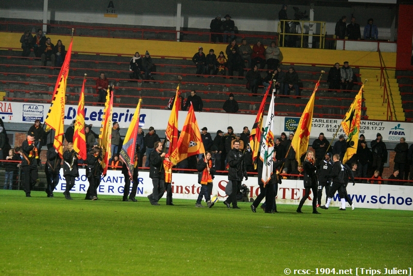 F.C.Malines. - R.Charleroi.R.C.  [Photos][1-0] 091231012113533125153262