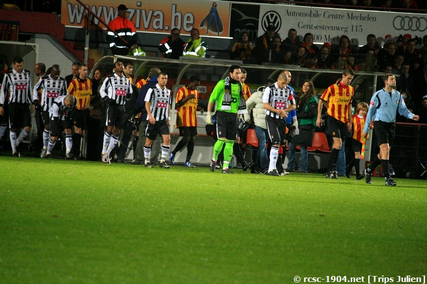 F.C.Malines. - R.Charleroi.R.C.  [Photos][1-0] 091231012229533125153269