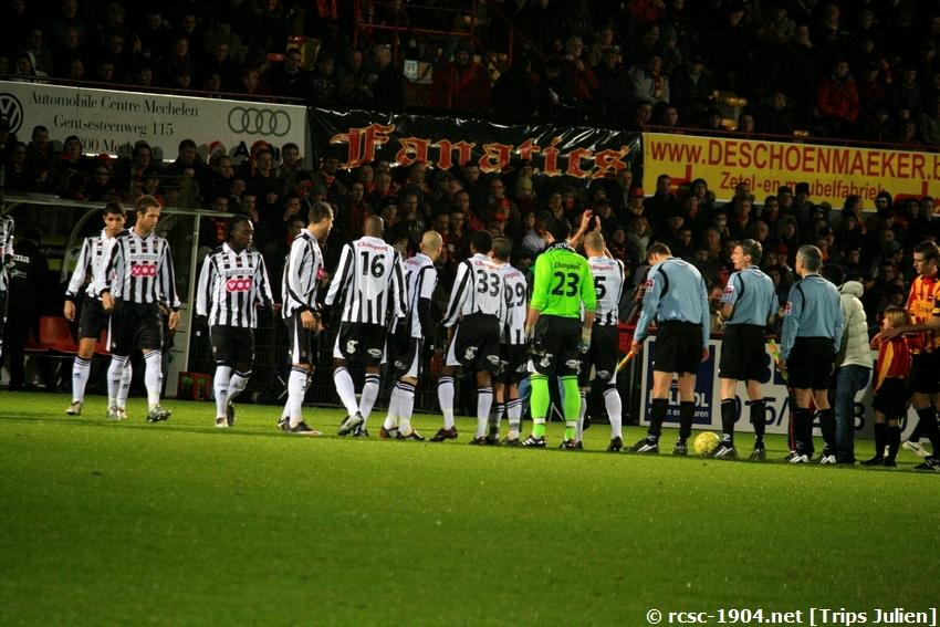 F.C.Malines. - R.Charleroi.R.C.  [Photos][1-0] 091231012244533125153270