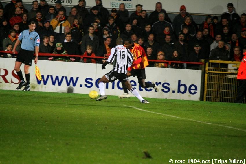 F.C.Malines. - R.Charleroi.R.C.  [Photos][1-0] 091231012503533125153282