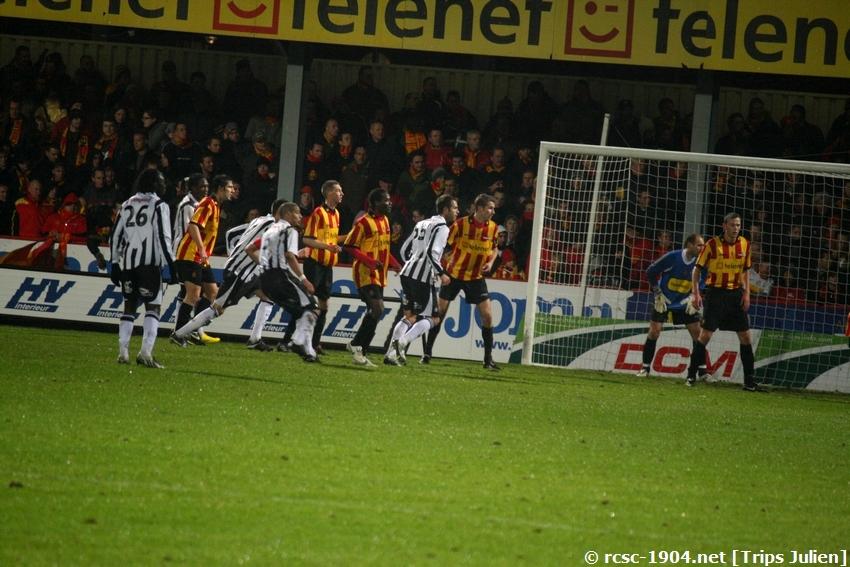 F.C.Malines. - R.Charleroi.R.C.  [Photos][1-0] 091231012657533125153291