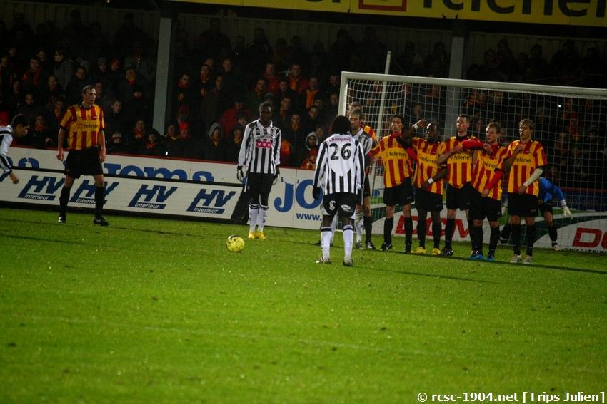 F.C.Malines. - R.Charleroi.R.C.  [Photos][1-0] 091231012759533125153297