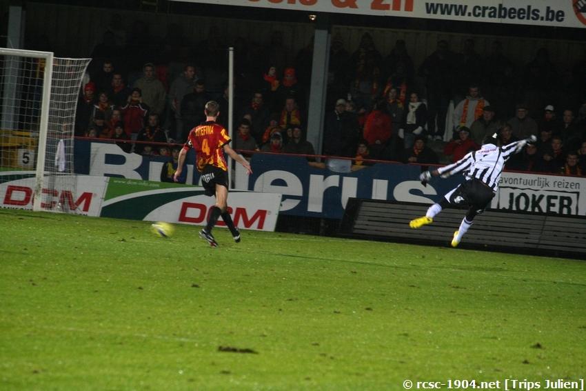 F.C.Malines. - R.Charleroi.R.C.  [Photos][1-0] 091231012825533125153300
