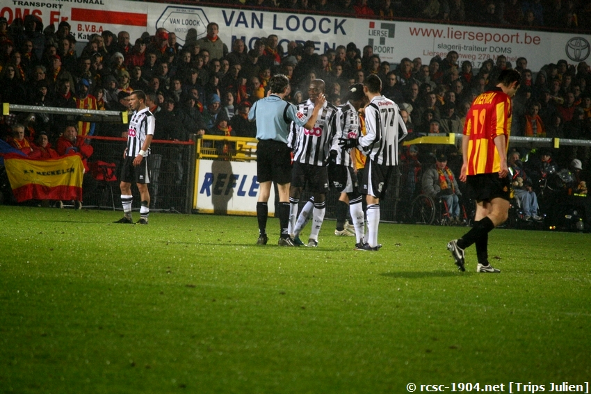 F.C.Malines. - R.Charleroi.R.C.  [Photos][1-0] 091231012840533125153301