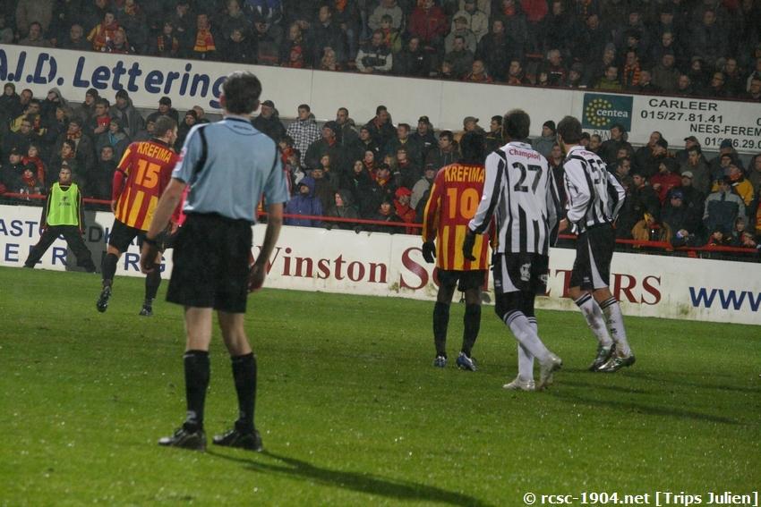 F.C.Malines. - R.Charleroi.R.C.  [Photos][1-0] 091231013257533125153324