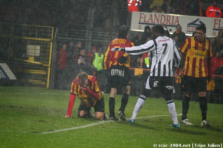 F.C.Malines. - R.Charleroi.R.C.  [Photos][1-0] 091231013311533125153325