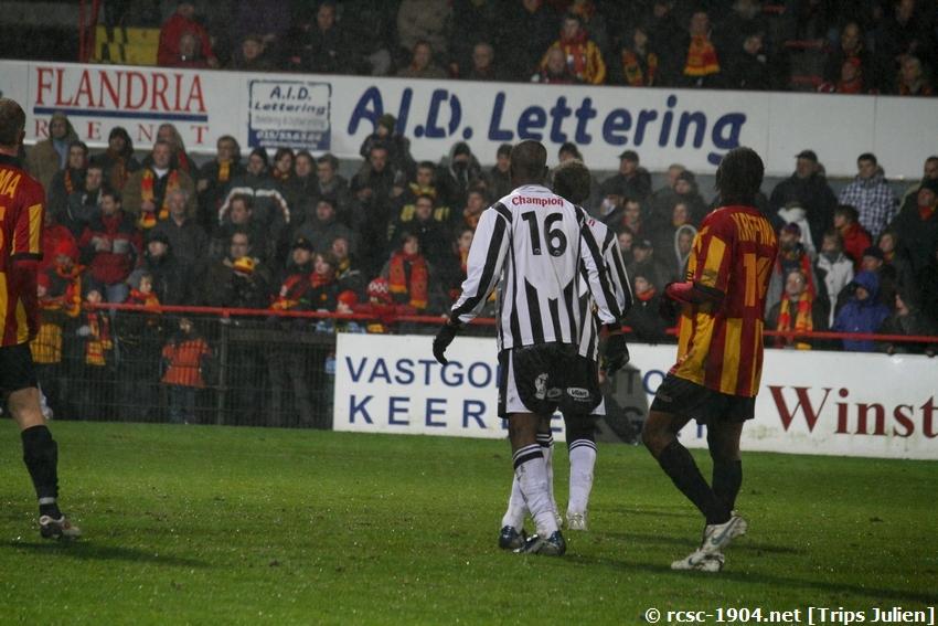 F.C.Malines. - R.Charleroi.R.C.  [Photos][1-0] 091231013403533125153329
