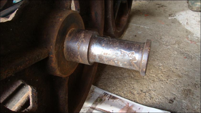 Restaurierung eines Wagens der Inspektion eines forstwirtschaftlichen Betriebes - Seite 2 091231040403278125155330