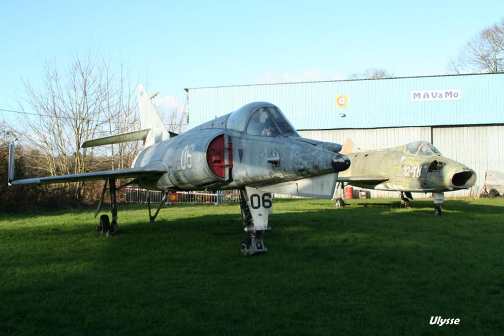 Musée Aéronautique de Vannes - MaVaMo 100101102847825475158502