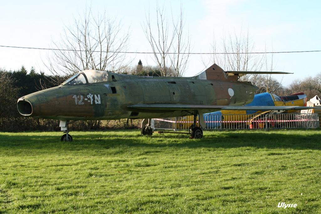 Musée Aéronautique de Vannes - MaVaMo 100101102850825475158506