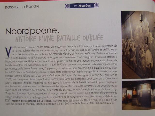 """Tijdschrift Pays du Nord : """"La Flandre à coeur"""" 100104032119440055179569"""