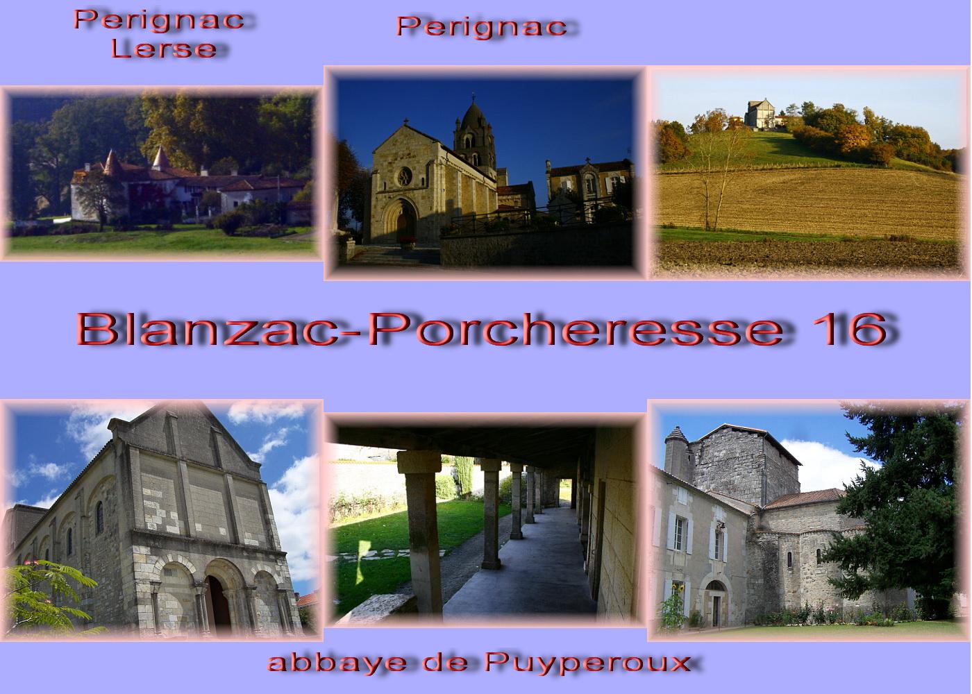 carte charente - 16 sud Blanzac 4