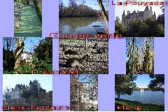 carte charente - 16 ang coulee-verte