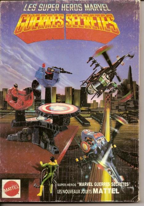 SECRET WARS/Guerres secrètes (Mattel) 1984 - Page 4 100106111304668845199118