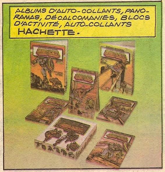 SECRET WARS/Guerres secrètes (Mattel) 1984 - Page 4 100106111304668845199121