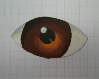 PEINTURE : Peindre les yeux 100108094240773685211648