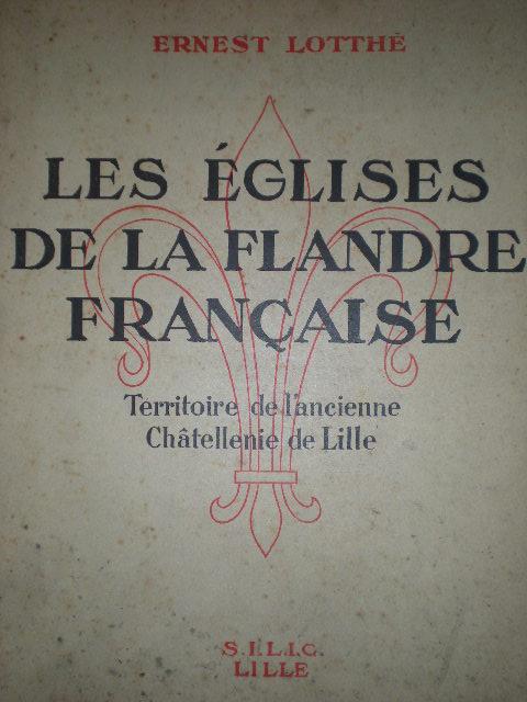 De kerken van Frans Vlaanderen 100109035808440055215446