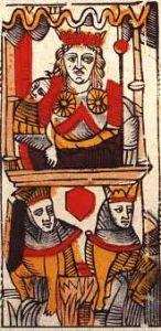 "La carte du tarot ""Le Chariot"" 100109064133385005216813"