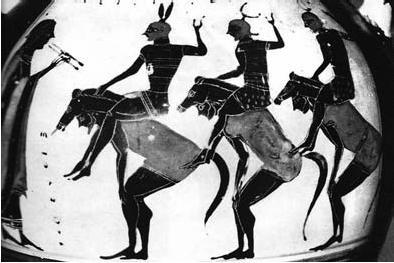 "La carte du tarot ""Le Chariot"" 100109072124385005217125"
