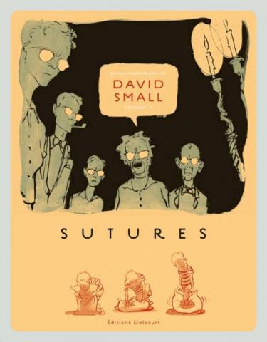[chronique] Sutures de David Small 100109112936735215213508