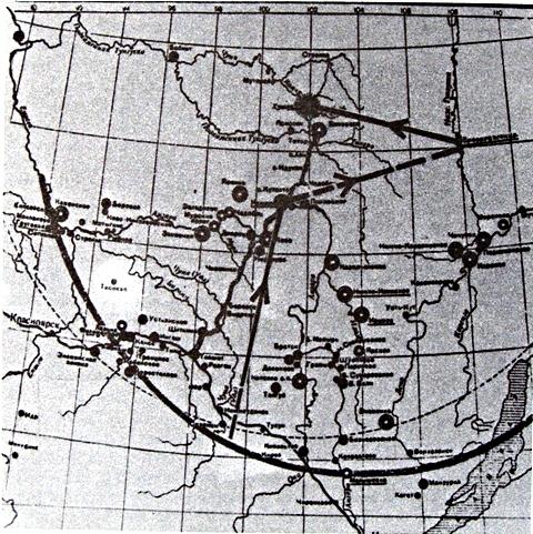 (1976) Les ovnis en U.R.S.S et dans les pays de l'est par Ion Hobana et Julien Weverbergh 100114052945927775246781