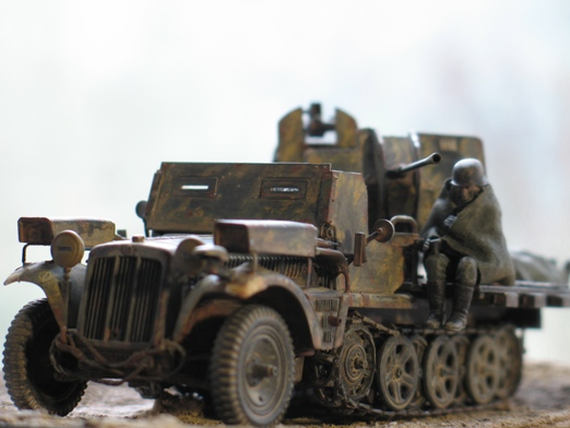 sdkfz 10/5 flak38 Revell 1/35 100114122502667015243388