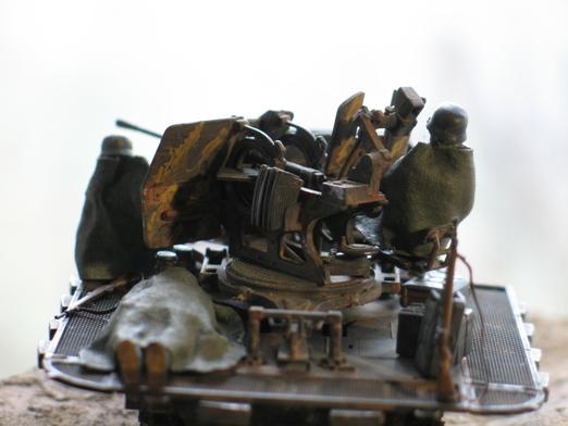 sdkfz 10/5 flak38 Revell 1/35 100114122527667015243390