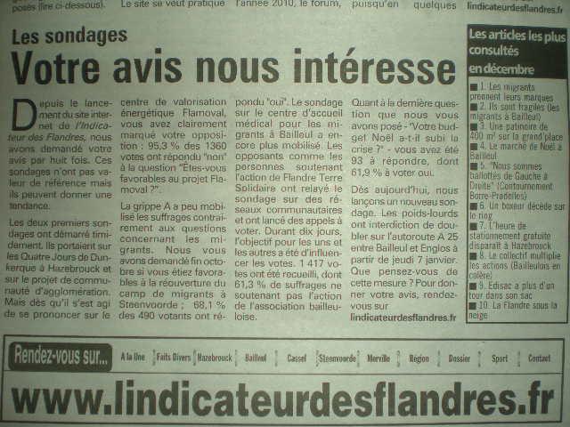 De weekbladen van la voix du Nord in Frans-Vlaanderen - Pagina 2 100117072403440055265089