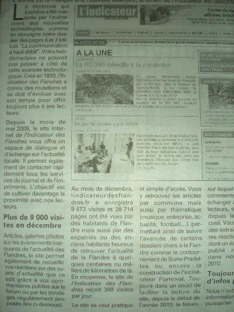 De weekbladen van la voix du Nord in Frans-Vlaanderen - Pagina 2 100117072436440055265091